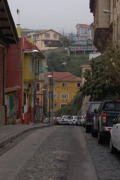 улица на холме